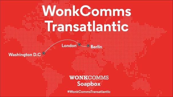 WonkComms Transatlantic Logo